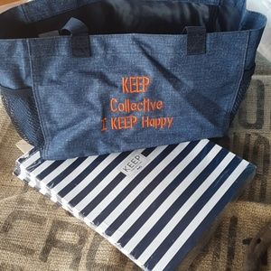 Thirty one tote, keep collective